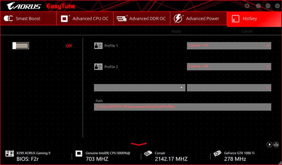 X299 AORUS Ultra Gaming Pro | AORUS