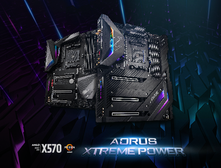 AORUS XTREME POWER: X570 AORUS GAMING